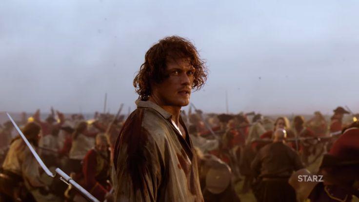 'Outlander' Season Three: First Scenes Released in Starz Promo Video | Outlander TV News