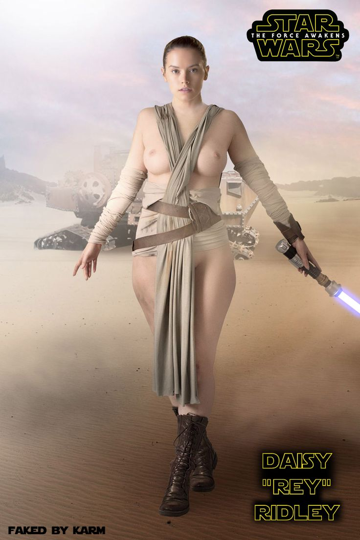 Sexy nude star wars-4853