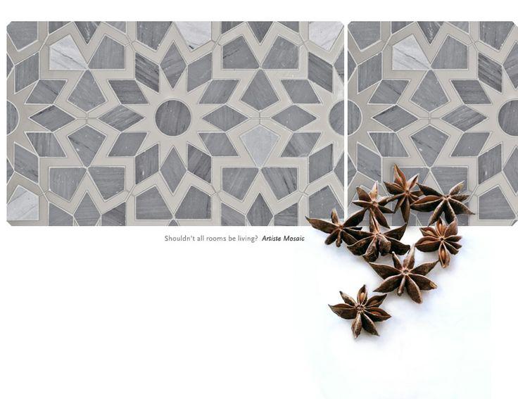 Ann Sacks - gorgeous tile showroom in SF: Beautiful Tile