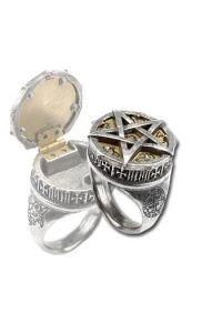 Alchemy Gothic - Giftring - Thaumaturgic Poison Ring