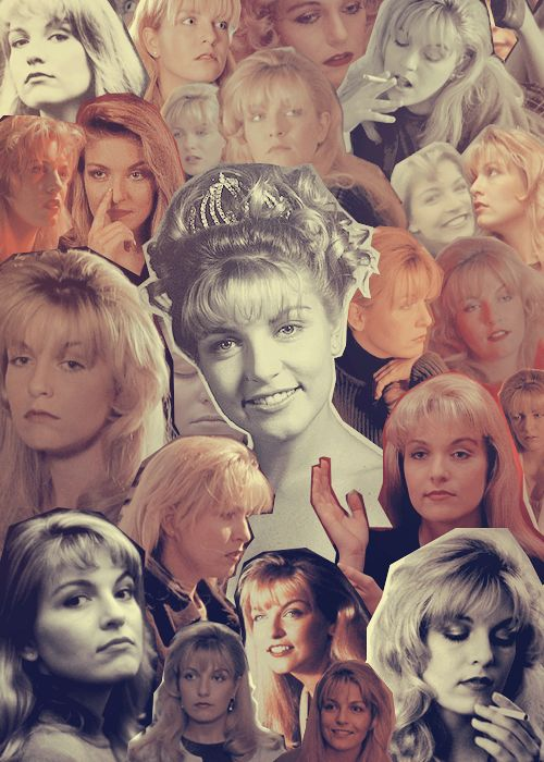 Twin Peaks / Laura Palmer collage