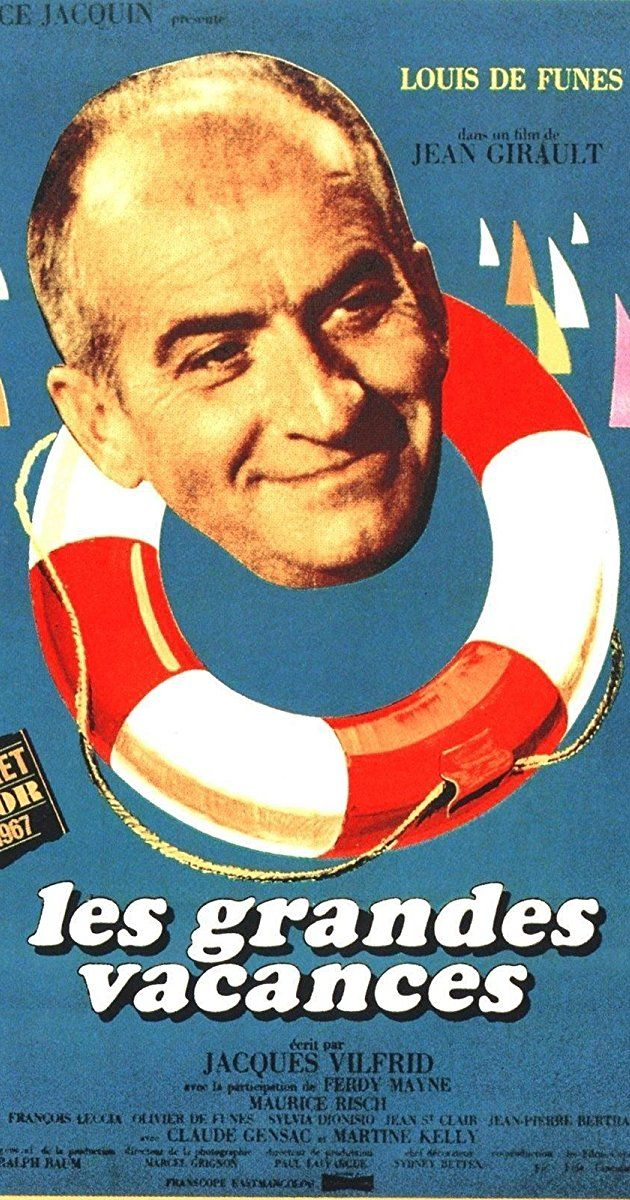 Directed by Jean Girault.  With Louis de Funès, Ferdy Mayne, Martine Kelly, François Leccia. Charles Bosquier, a role apparently written for French comedy superstar Louis de Funès, is the dictatorial headmaster of a French strict boarding school. No father could be deeper shocked to find one of his own sons miserably failed his exams, and too embarrassed to enroll him for his own summer-school, so he sends Philippe to England as exchange student. Philippe planned to save his sailing ...