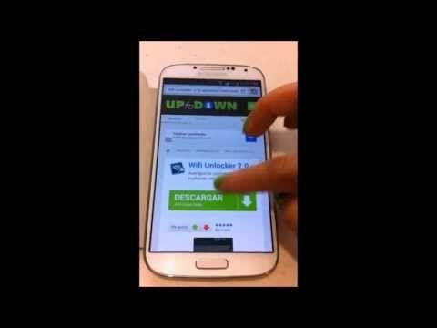 INTERNET GRATIS Como descifrar claves wifi para android - YouTube