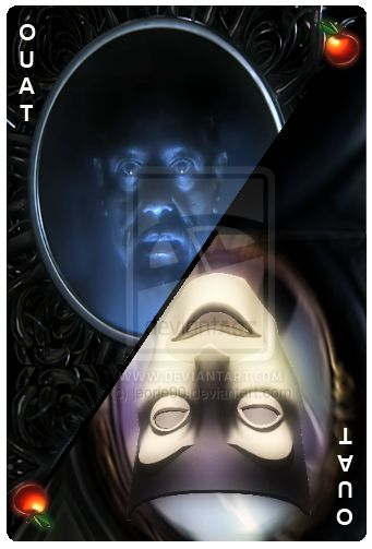 OUAT Card Magic Mirror by ~jeorje90 on deviantART
