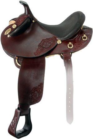 Australian Outrider Outback Australian Saddle | ChickSaddlery.com<------My first saddle was an Australian...best. saddle. ever.