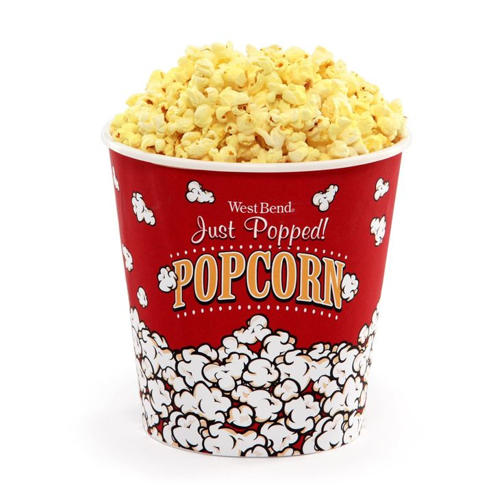 Popcorn bucket, Real movies and Theater seats