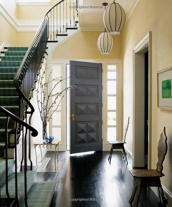 Front Foyer Pics : Best images about front entry foyer on pinterest