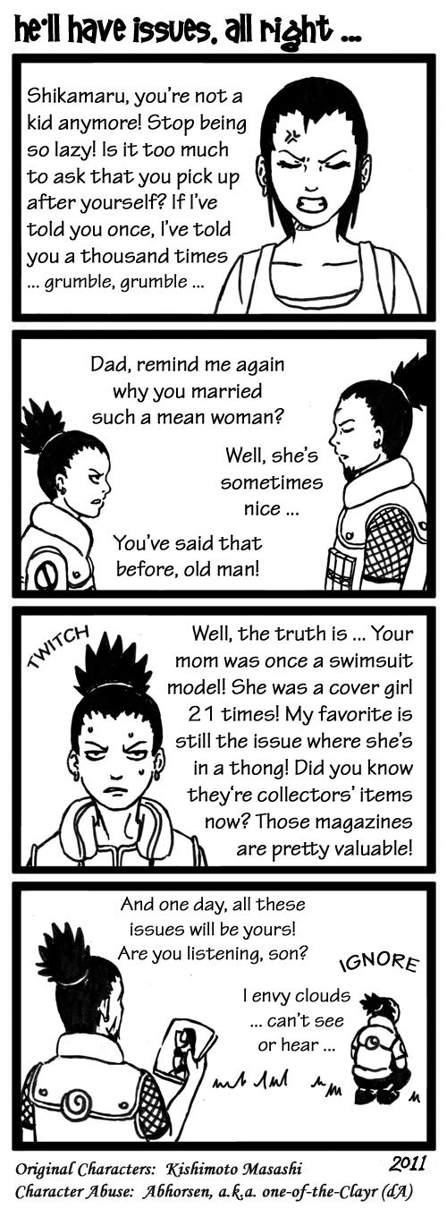 Naruto Fan Comic 38 by one-of-the-Clayr