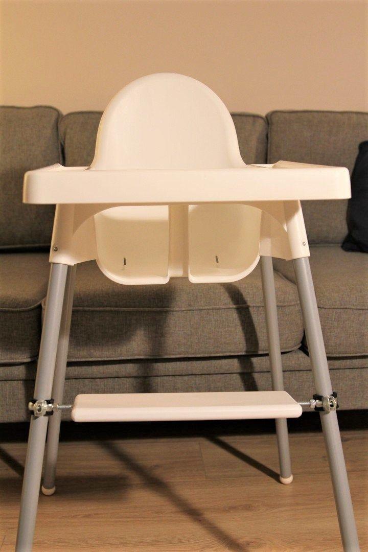 Verstellbare Fussstutze Fur Ikea Antilop Hochstuhl Ikea Antilop