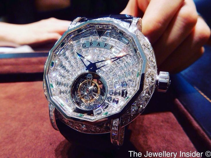 A #watch a #jewel and a #musicbox? In awe with #Graff #minuterepeater #tourbillon and its crystal clear sound!  #graffdiamonds #jotd #highjewelry #watchoftheday #jewelrygram #instajewelry #watchesofinstagram #watchporn by jewelleryinsider