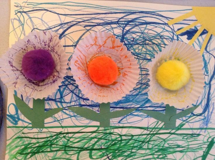 G is for garden craft - Preschool Craft - Letter of the Week Craft - Kids Craft