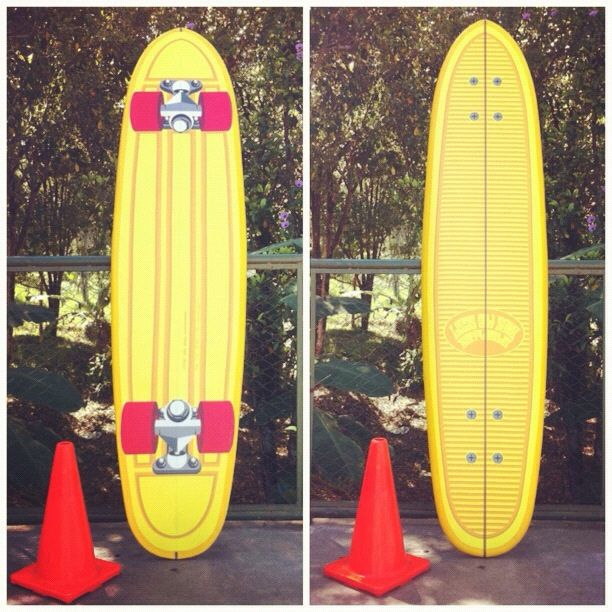 "70s skateboard 7'0"" surfboards"