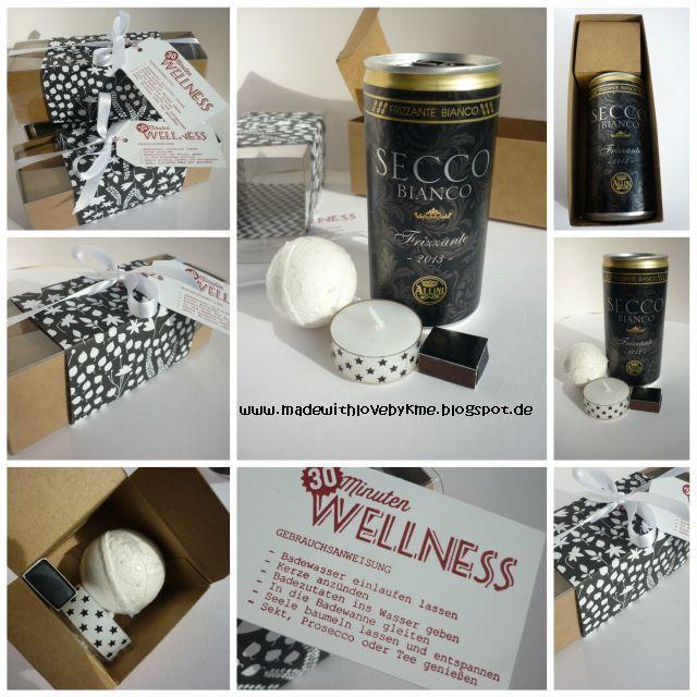Wellness schwarz/weiss