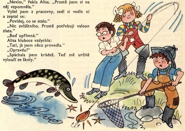 Alisa - Daildeca - Databáze ilustrátorů dětských časopisů