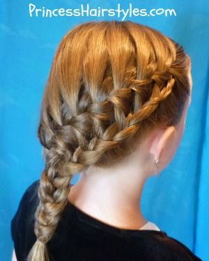 Braided Hairstyles For Kids THAT IS SOOOOOO HOOOOOOOOOOOT
