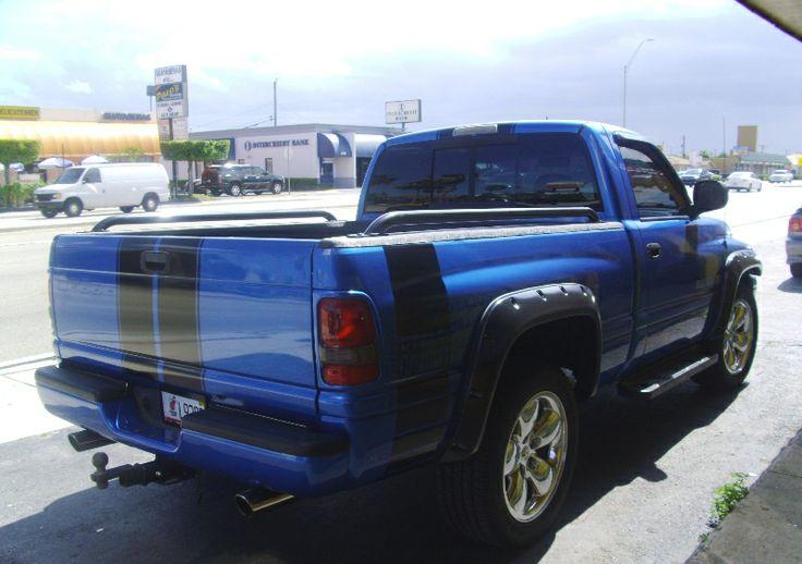 Ec Dfcb Ba Adbbcf B Ea De De Racing Stripes Ram Trucks on Lifted 98 Dodge Ram 1500 4x4