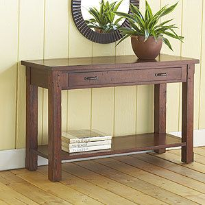 #worldmarket.com          #table                    #Madera #Console #Table   Madera Console Table                                http://www.seapai.com/product.aspx?PID=67931