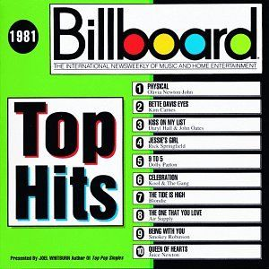 1981 top music hits
