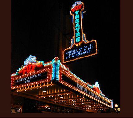PSTOS - Fox Theatre, Centralia Washington