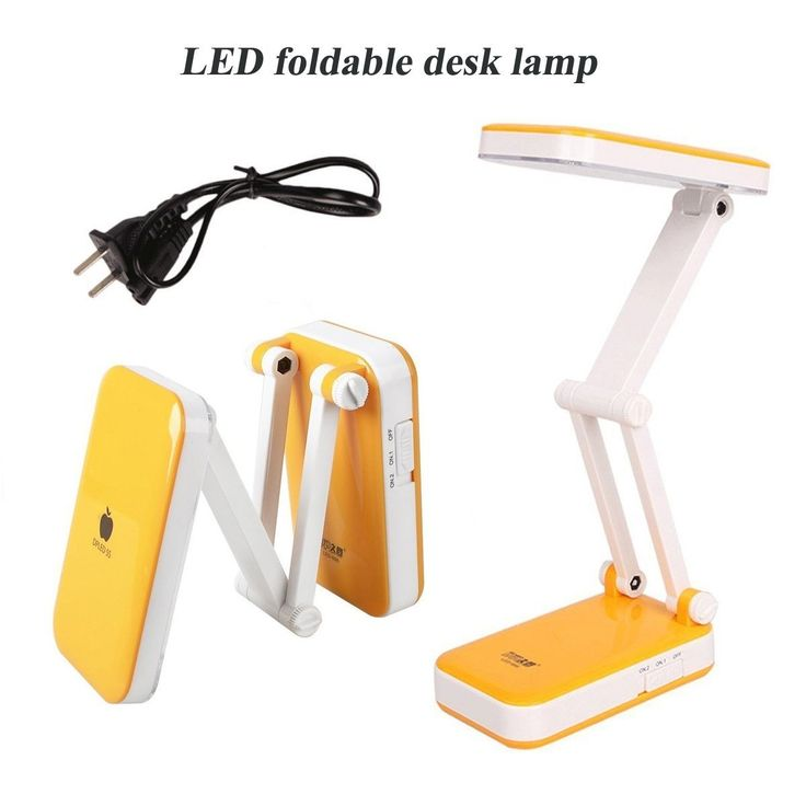 Rechargeable Led Folding Desk Lamp
