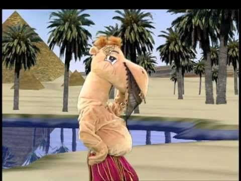 Mazoo and The Zoo - Η Καμήλα