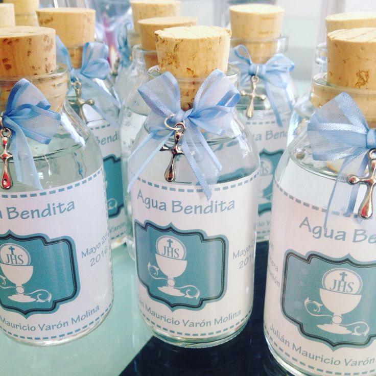 Agua bendita  Holly  water