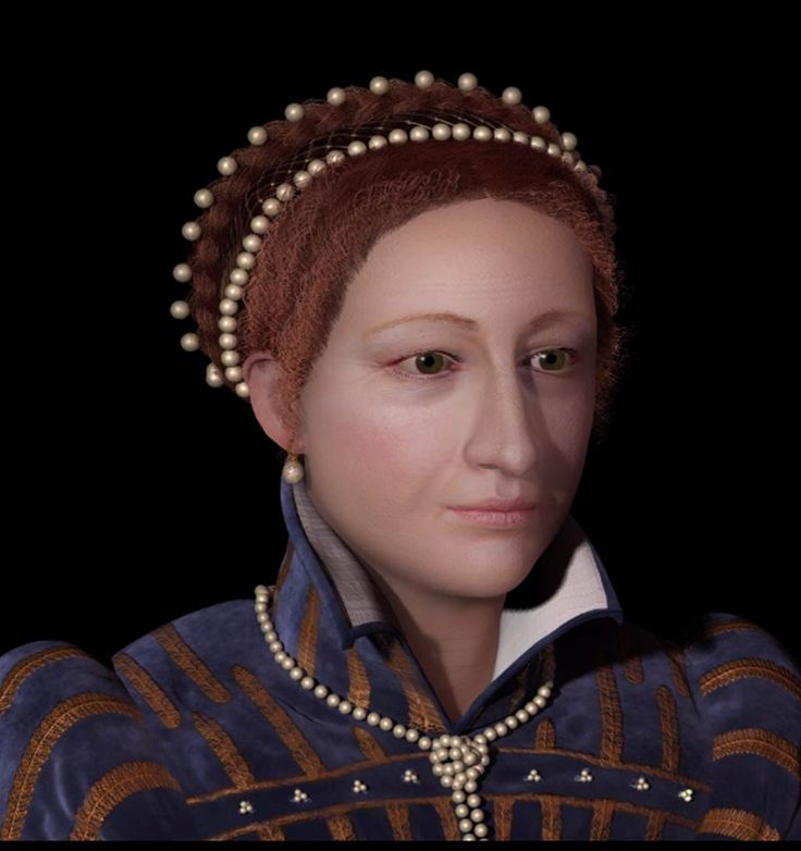 New facial reconstruction of Mary Queen of Scots | Celebrate Scotland