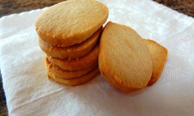 galletas de harina de arroz y leche de almendras