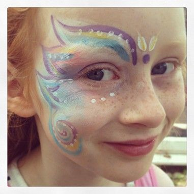 Welcome to our face painting photo gallery! Here you will find face painting ideas, designs & pictures submitted by face painters all over the world.