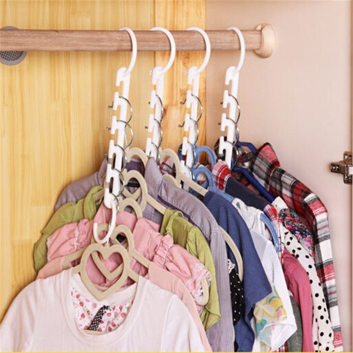 Formal magic hanger closet space savers home decor - Space saving closet ideas ...