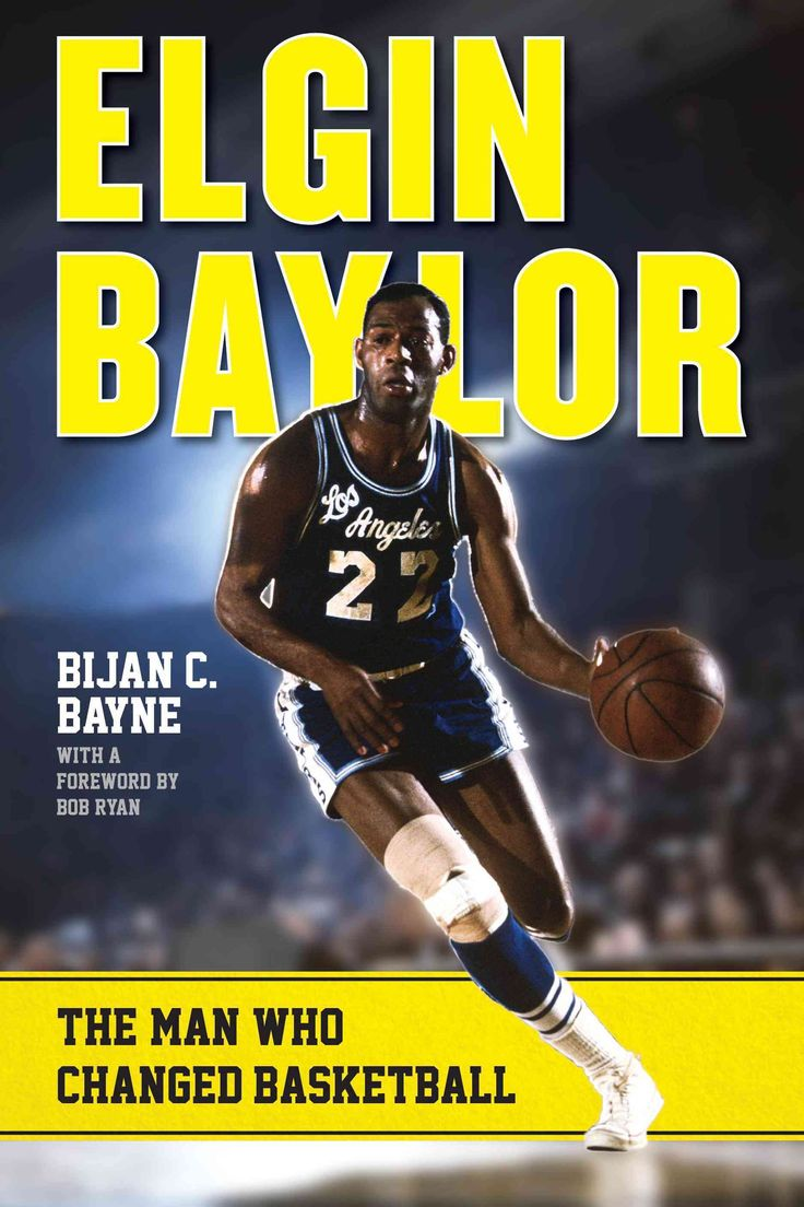 Elgin Baylor: The Man Who Changed Basketball (hardcover)