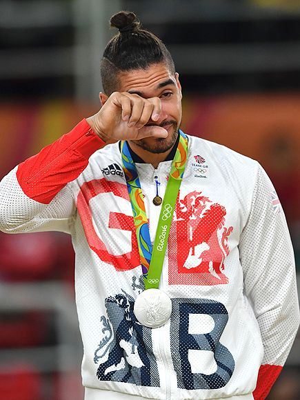 The Best Crying Faces of the 2016 Rio Olympians | LOUIS SMITH OF GREAT BRITAIN…