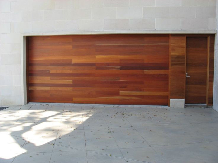 Best 25 wooden garage doors ideas on pinterest barn for Best wood for garage doors