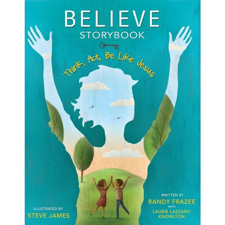 Believe Storybook (Paperback)