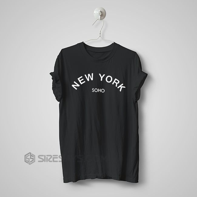 New York Soho T Shirt, Make Your Own Tshirt     Buy one here---> https://siresays.com/Customize-Phone-Cases/new-york-soho-t-shirt-make-your-own-tshirt-hand-made-item-cheap-tshirt-printing-custom-t-shirts-no-minimum/