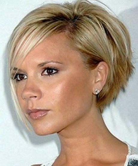 Schicke kurze Frisuren für dünnes Haar
