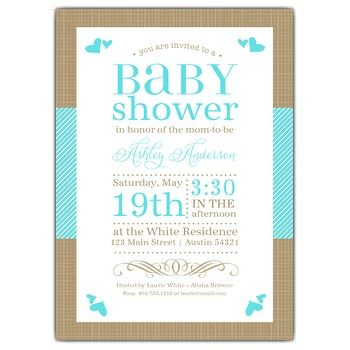 25+ parasta ideaa Baby Shower Invitation Wording Pinterestissä - how to word a baby shower invitation