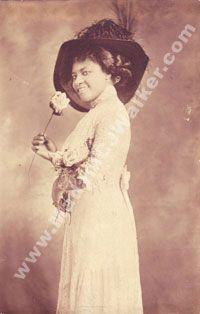 """A'Lelia Walker (only child of Madame C. J. Walker)  """"Joy Goddess"""" of the Harlem Renaissance"""