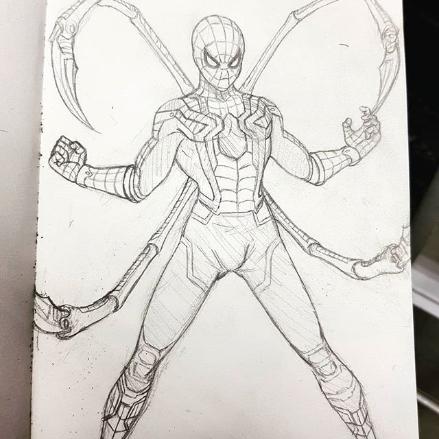 New The 10 Best Drawing Ideas Today With Pictures Spiderman Far From Home Fan Art Spiderman Spiderman Spiderman Drawing Spider Drawing Marvel Drawings