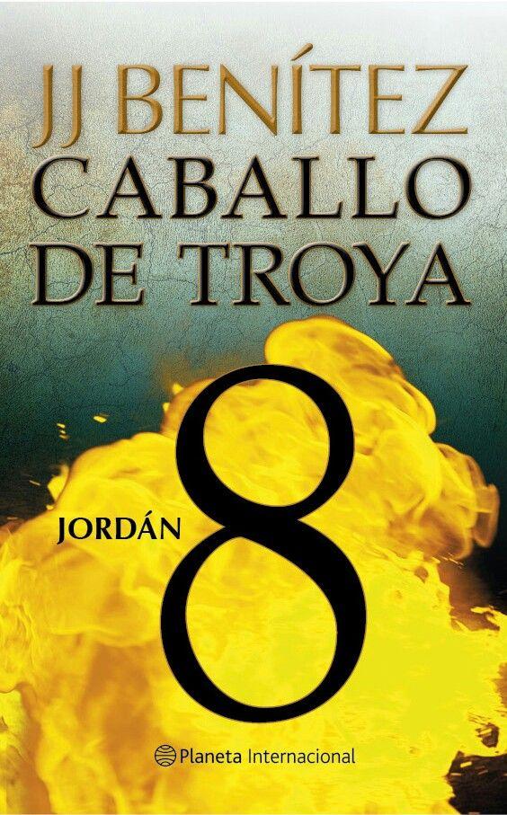 Ahora estoy leyendo Caballo de Troya 8 Jordan