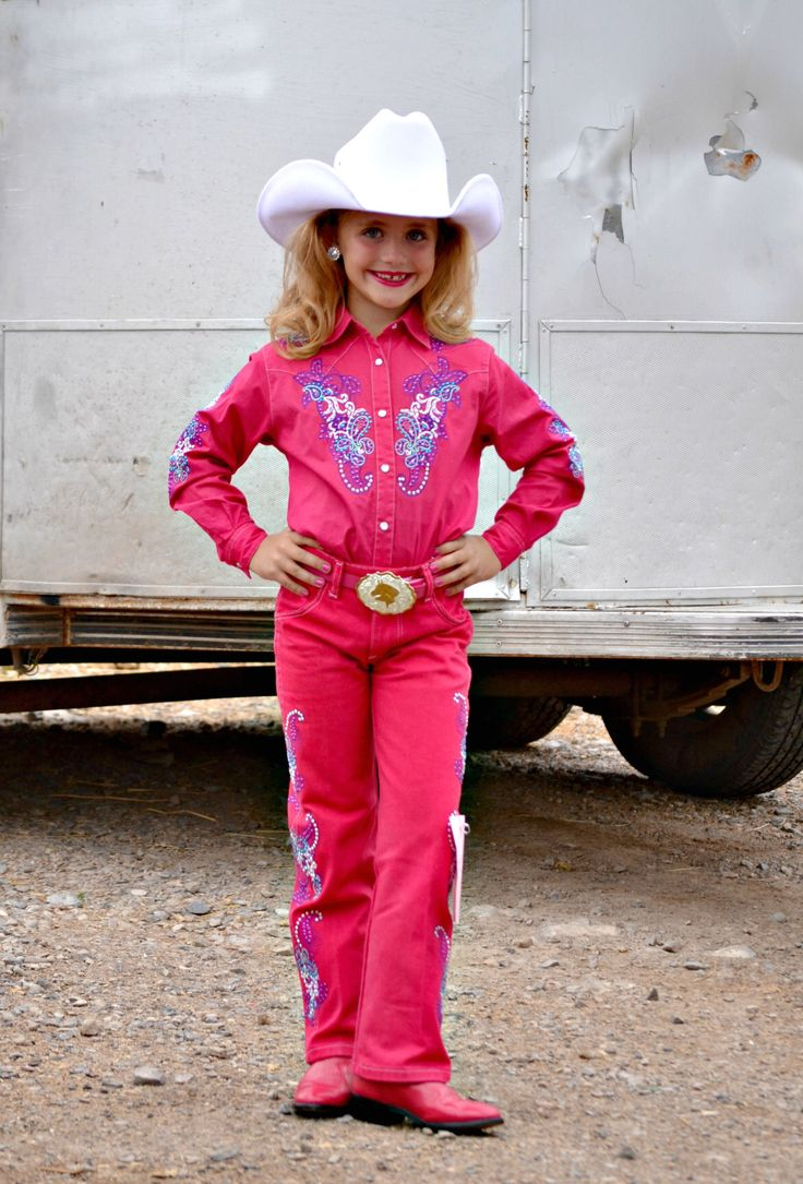 Rodeo Queening Outfit By Kristi Q Rodeo Queen Fashion
