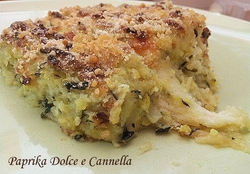 Lo sformato di Patate e Zucchine è un piatto completo che, con una fresca insalata verde, risolve una cena in pochissimo tempo!!!