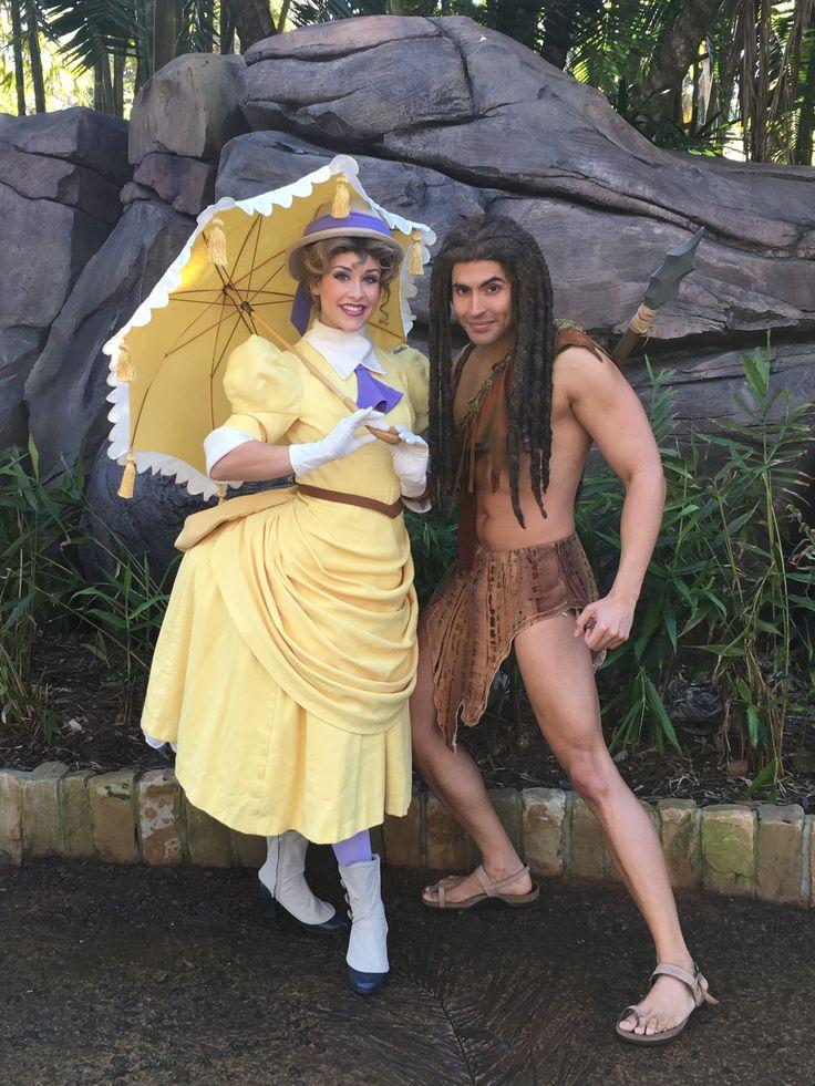 Die 25+ besten Tarzan und Jane Kostüme Ideen auf Pinterest ...