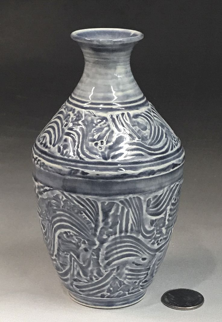 Contreras pottery small porcelain vase in 2020 pottery