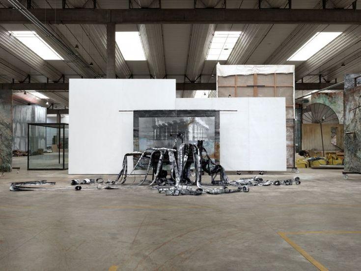 Torna alla Galleria Lia Rumma di Milano l'artista Anselm Kiefer Sabato 15 Settembre 2012