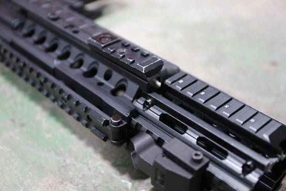 D-Boys M4 S-SYSTEM rail, KWA KRISS Vector