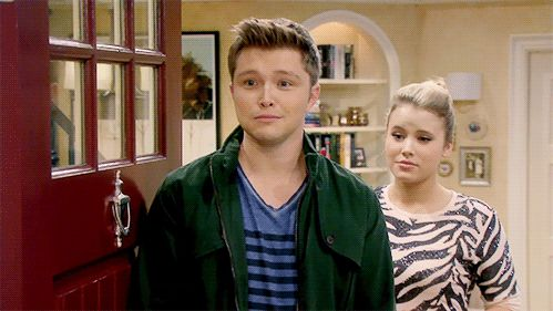 That face.... | Melissa & Joey Gifs