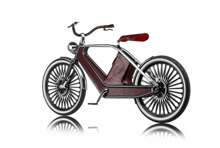Cyknos battery will allow a cyclist to experience a pedal-assisted ride for roughly 60 ki...