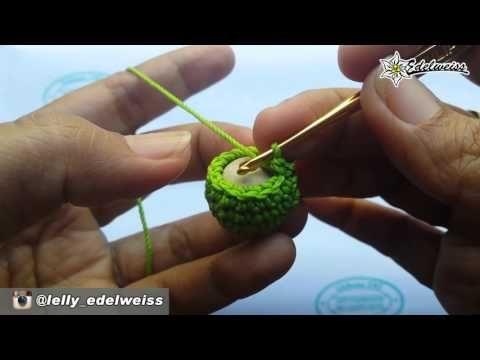 Комнатная фиалка ч-2 Crochet Violet Room р-2 - YouTube