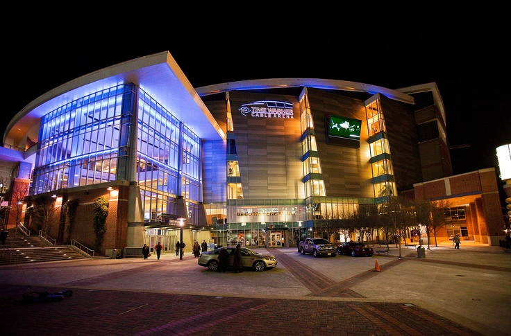 Time Warner Cable Arena Home of Charlotte Bobcats Basketball
